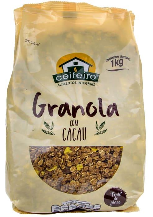 Granola Cacau 1kg