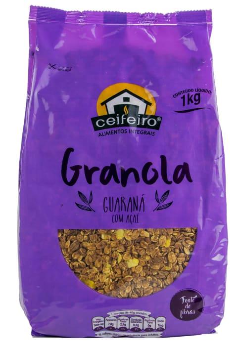 Granola Açaí Gua 1kg