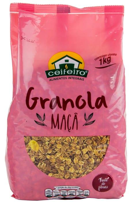 Granola Maça 1kg
