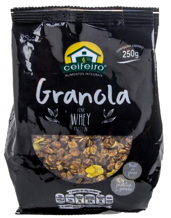 Granola Whey 250g