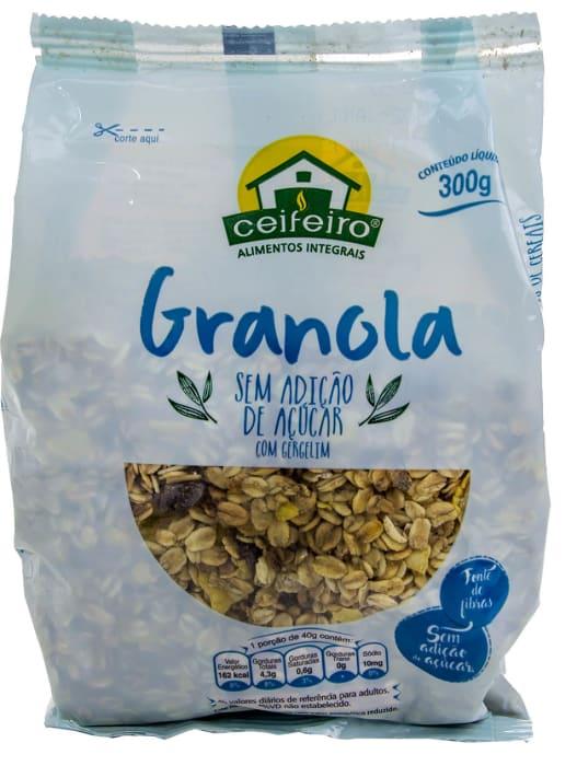 Granola Natural 300g