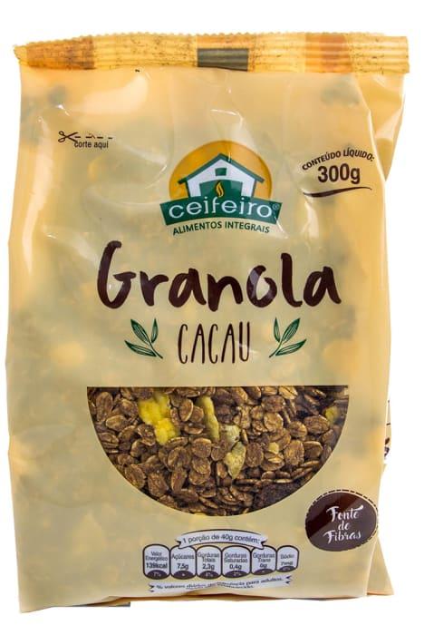 Granola Cacau 300g