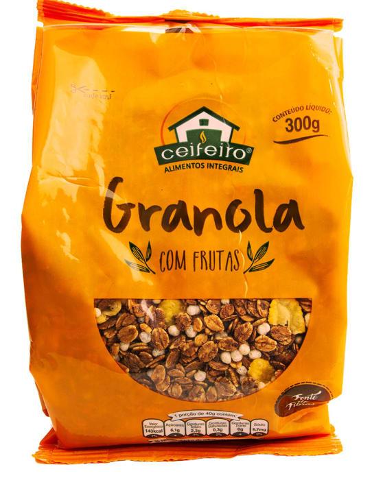 Granola Frutas 300g