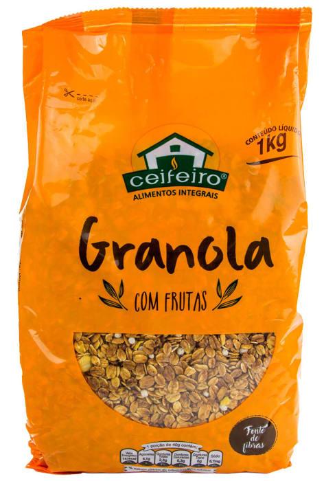 Granola Frutas 1kg