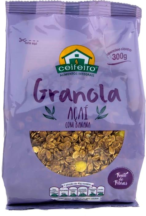 Granola Acai Banana 300g