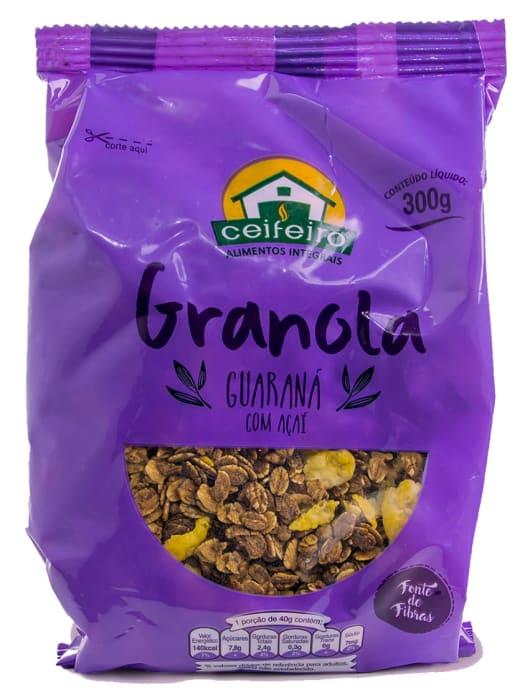 Granola Açaí Gua 300g
