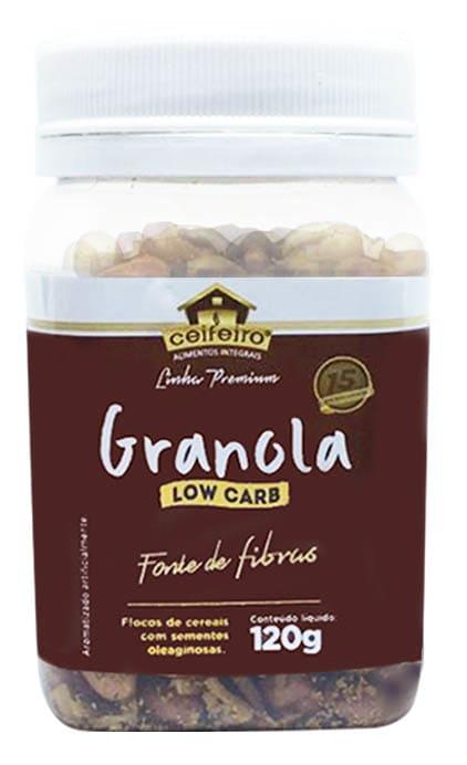 Granola Lowcarb Ceifeiro 120g