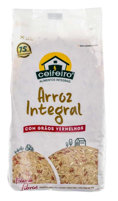 Arroz Integral Ceifeiro - 1kg